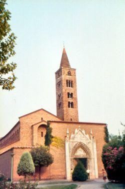 Chiesa di San Giovanni Evangelista - Ravenna
