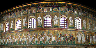 Mosaici della navata